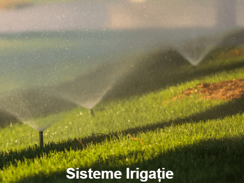 Sisteme irigatii