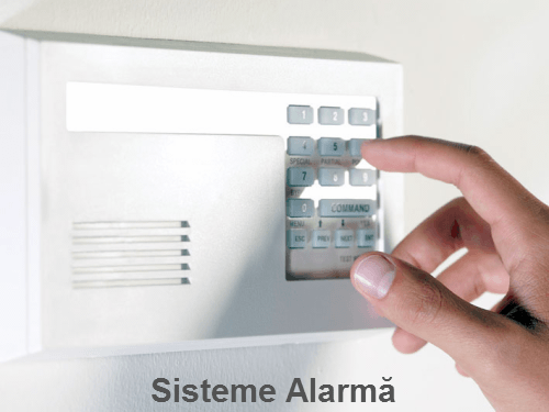 Sisteme alarma